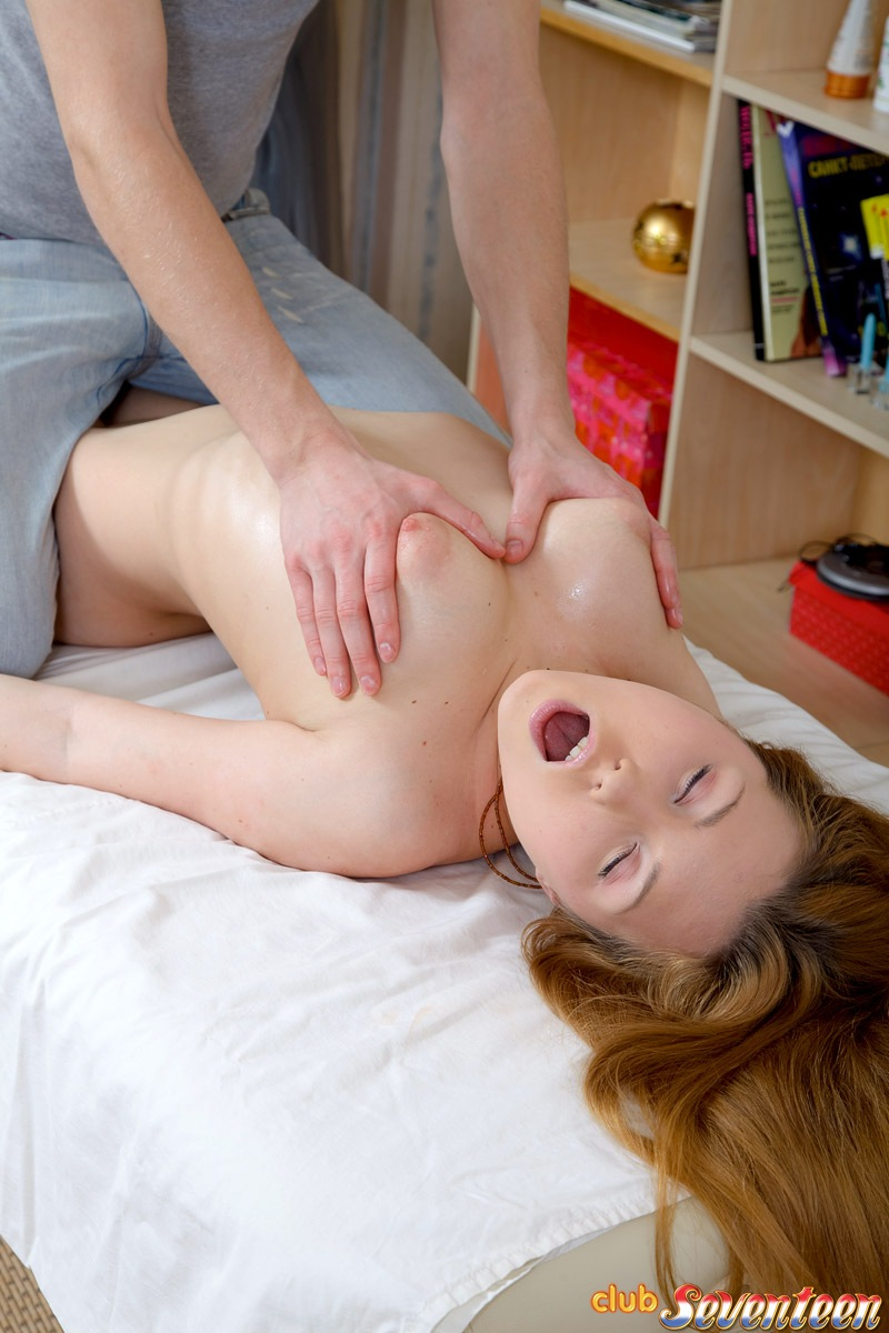 Понимать, массаж неожиданно секс